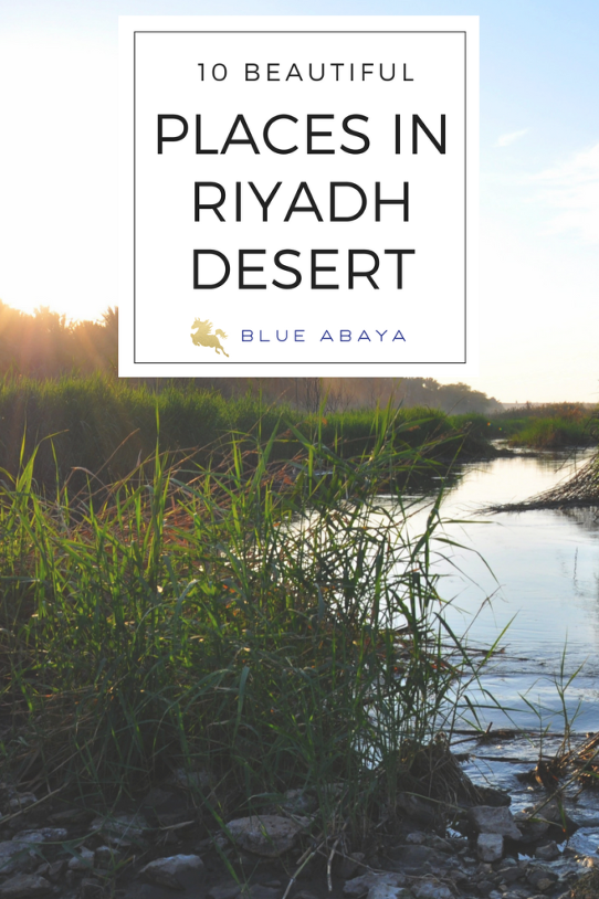 10-BEAUTIFUL PLACES IN RIYADH DESERT