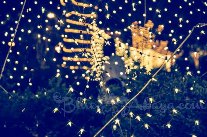 eid celebration lights riyadh saudi