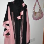 Breast Cancer awareness in Saudi-Arabia and pink abayas