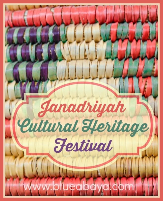 janadriyah cultural heritage festival