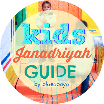 kids janadriyah guide
