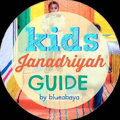 kids janadriyah guide