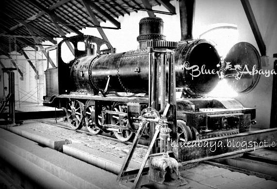 hjaz railway saudi engine