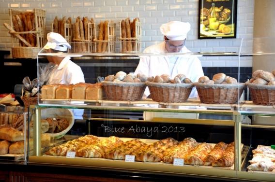 paul bakery riyadh