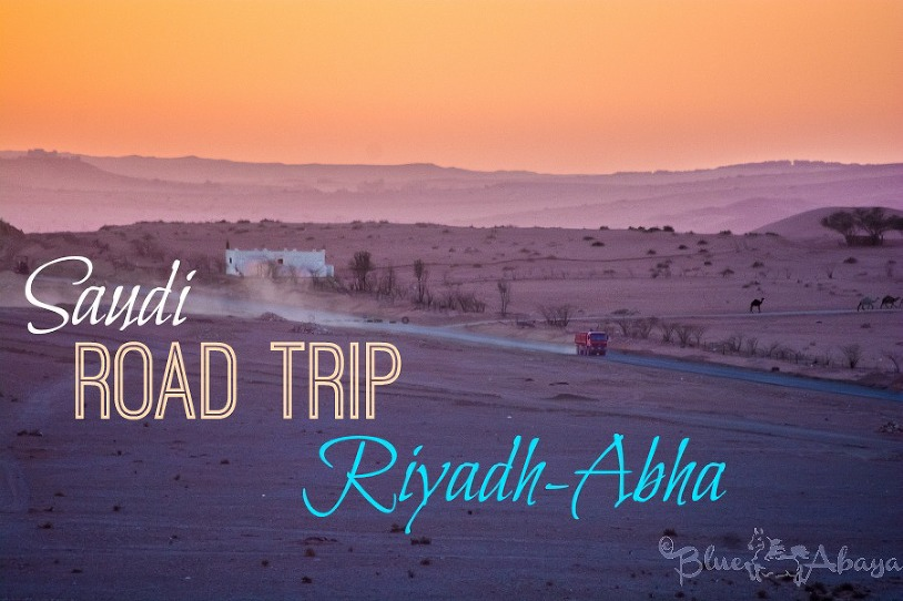 roadtrip saudi riyadh abha