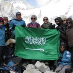 Saudi Women On Top Of The World