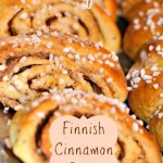 "Finnish Cinnamon Rolls ""Korvapuustit"""