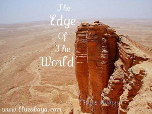 Guide To The Edge Of The World