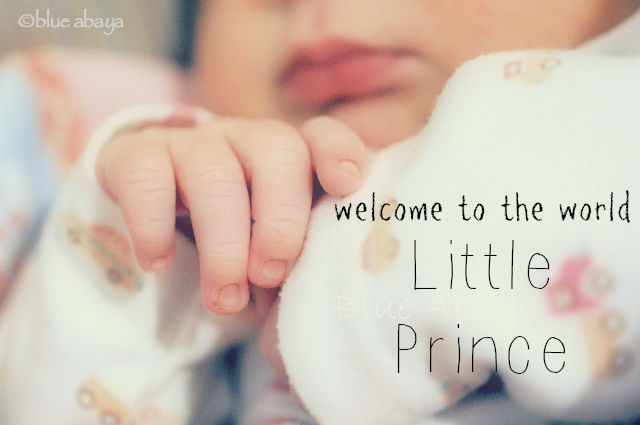 welcome to world little prince