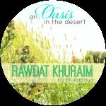 Rawdhat Khuraim- An Oasis In The Desert