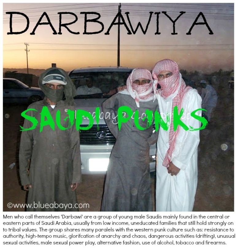darbawiya the saudi punks