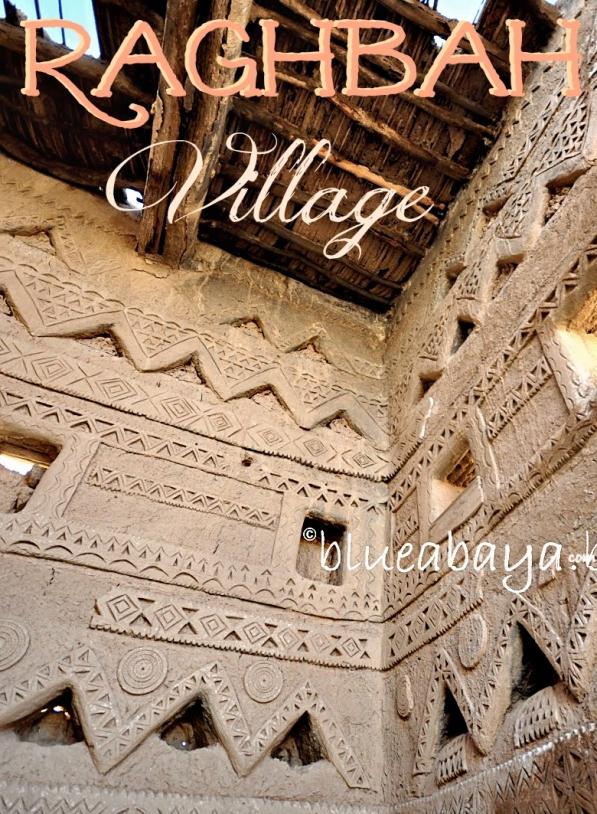 raghbah village Saudi Arabia