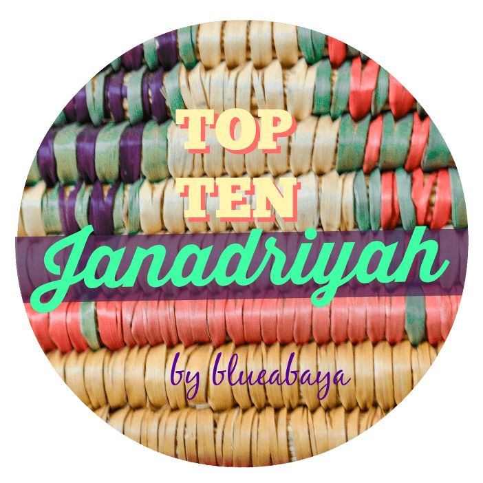 janadriyah top ten by blueabaya