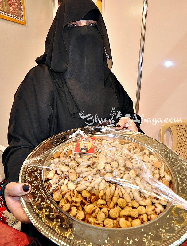 saudi woman hospitality ramadan