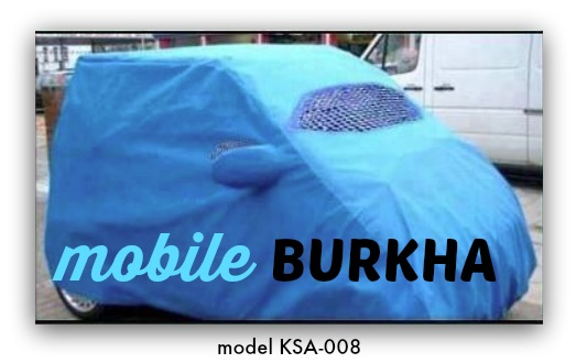 mobile burkha