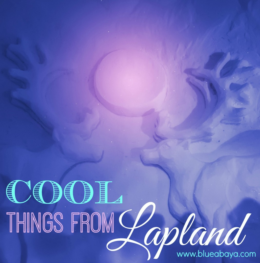 10 really cool things from Lapland Finland