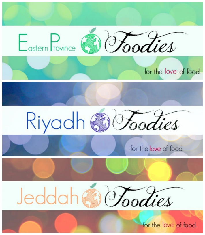 KSA Foodies Collage