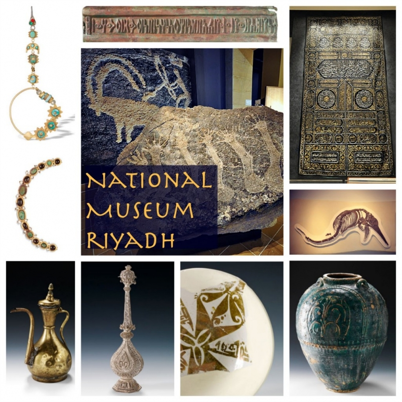 national museum collage