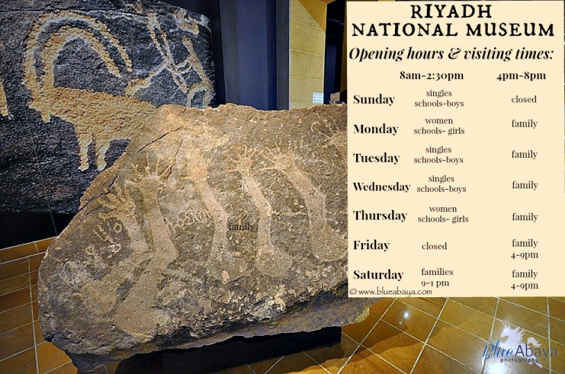 national museum opening hours