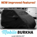 New and Improved Edition of Mobile Burkha is finally here!