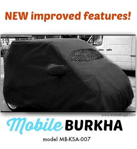 mobile burkha new edition