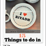 15 Things to Do in Riyadh in the Summer