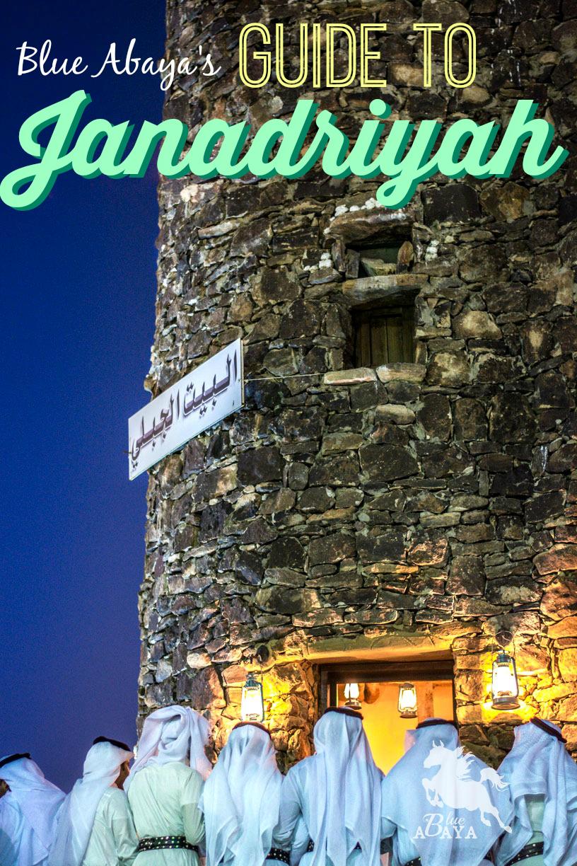 guide to janadriyah heritage festival 2016