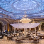 Iftar at Riyadh Ritz-Carlton Ramadan Tent