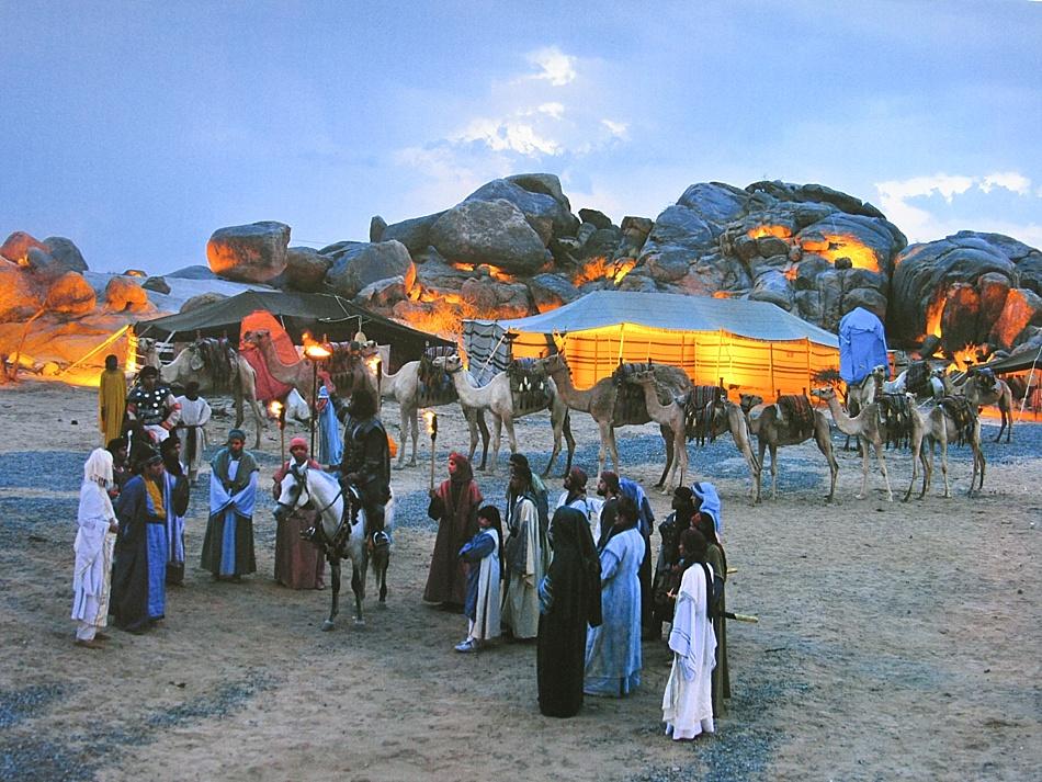 Souk Okaz Festival in Saudi Arabia- Like an Ancient Arabian