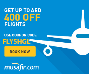 Musafir Flight Deals