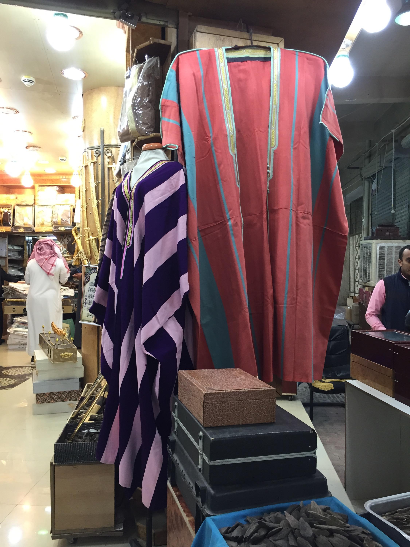 Riyadh Bisht Souk- Winter Coat Shopping in Saudi-Arabia