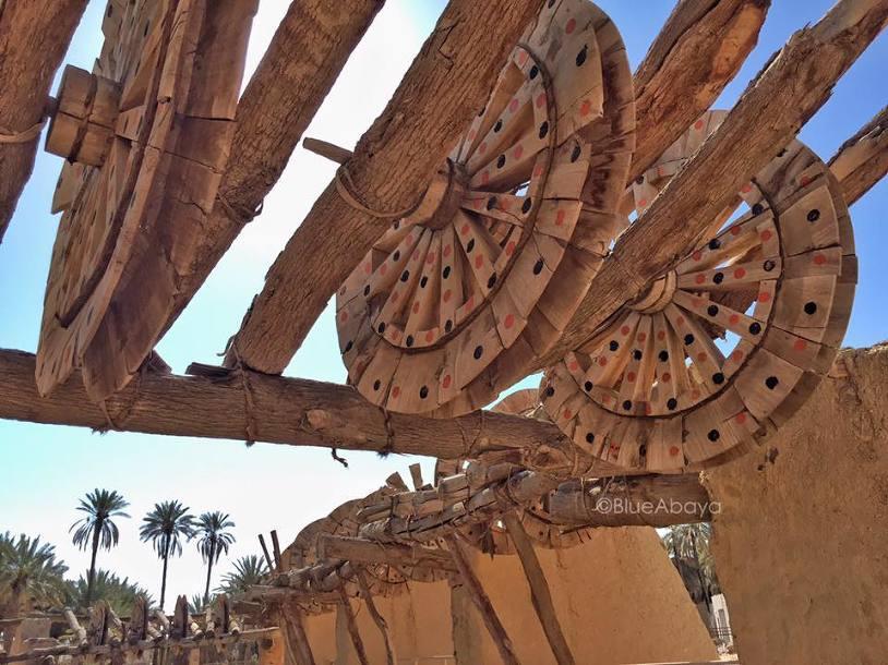 Haddaj well Tayma, Saudi Arabia