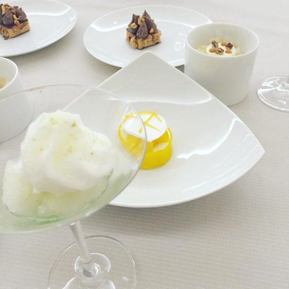 Dessert Acacia French Fine Dining RIyadh