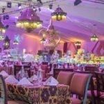 Fawanees Ramadan Tent in Riyadh's Al Faisaliyah Hotel