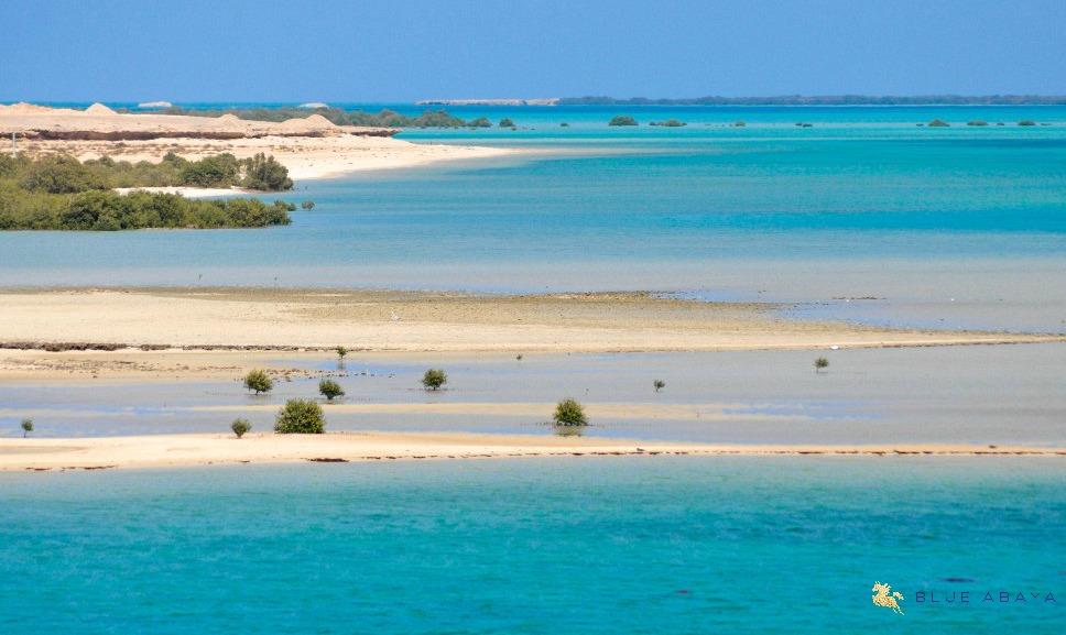 Wanderlust In Saudi Arabia The Farasan Islands 187 Blue Abaya