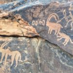 Wanderlust Wednesday KSA: Ha'il Archeological Rock Art Site