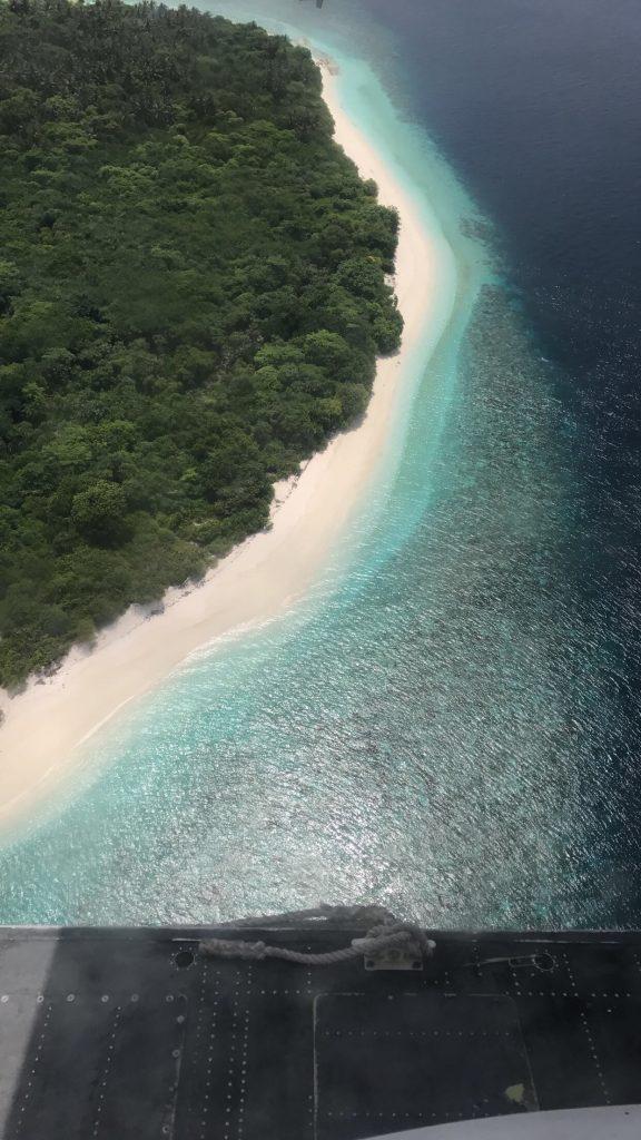 island feels like air
