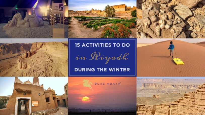 15 things to do in Riyadh during winter