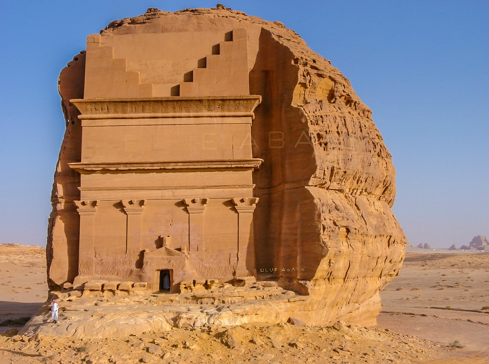 The Monumental Tombs of Saleh