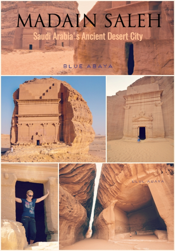 Guide to tombs in Hegra AlUla