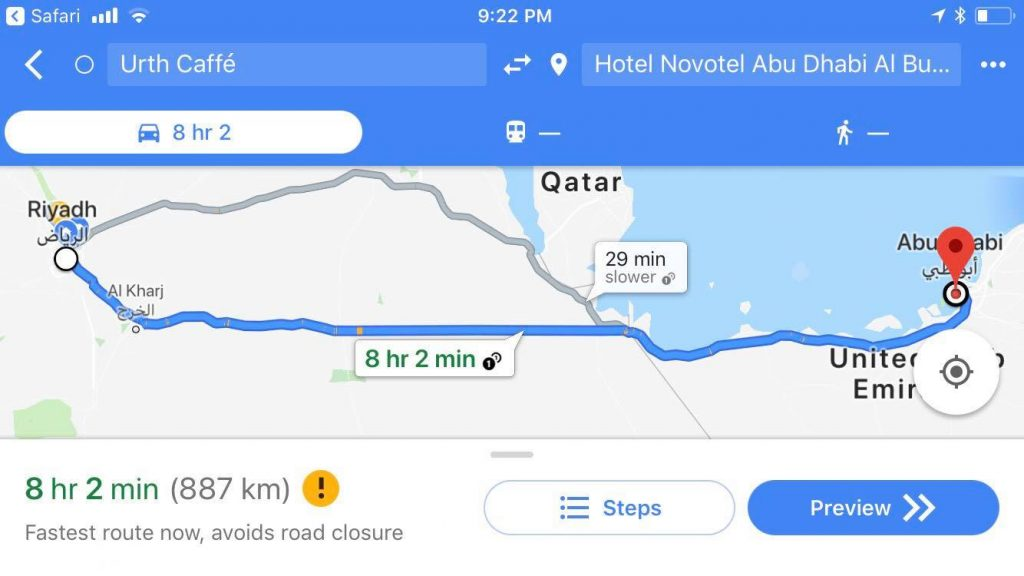 An All Female Road Trip from Saudi Arabia to Oman   Blue Abaya
