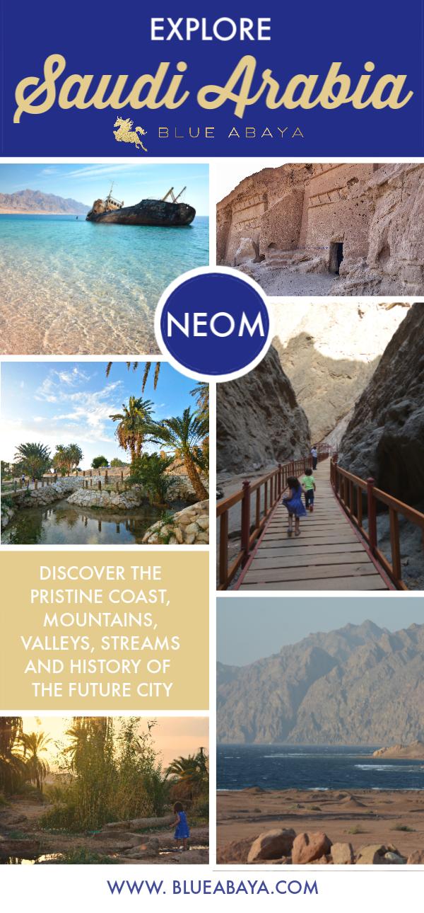Saudi Tourism and Economy | Blue Abaya