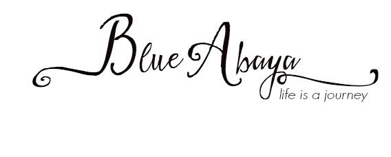 Blue Abaya logo